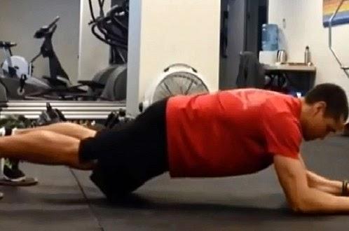 Rèn luyện cơ thể với 5 bài tập chạy bộ