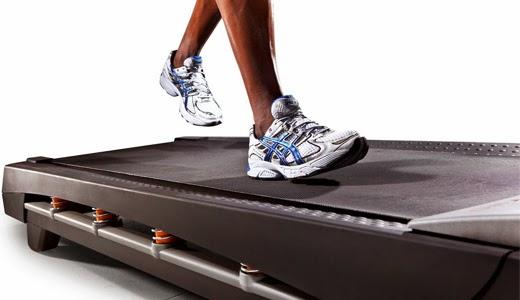 Máy tập chạy bộ giúp giảm cân hiệu quả
