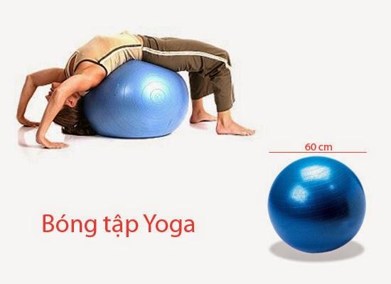 Tổng hợp các bài tập thể dục với bóng.