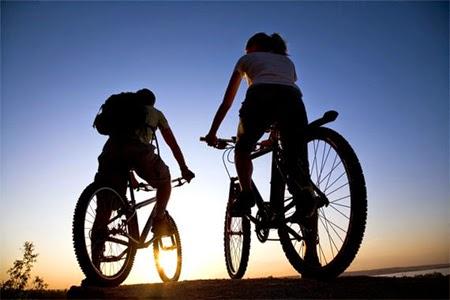 Những lợi ích bất ngờ của việc đi xe đạp