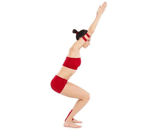 Chia sẻ 4 bài tập yoga giảm cân hiệu quả