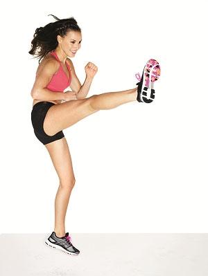 Giảm mỡ bụng nhanh với bài tập thể dục mới