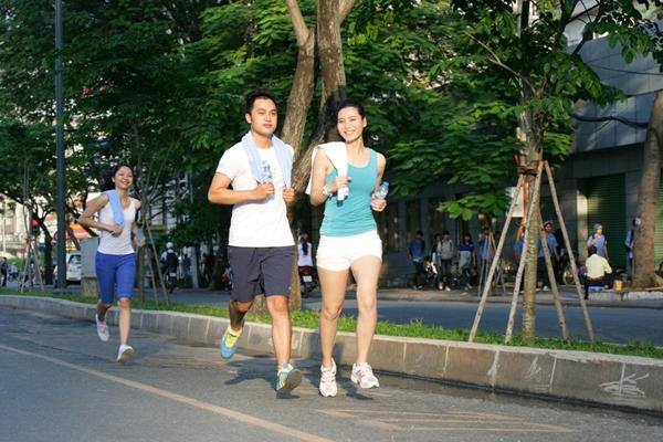 Lời khuyên nào cho việc chạy bộ