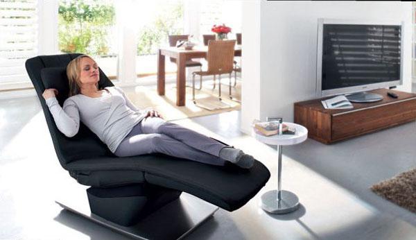 Ngồi ghế massage hàng ngày giúp cải thiện 40% tình trạng sức khoẻ