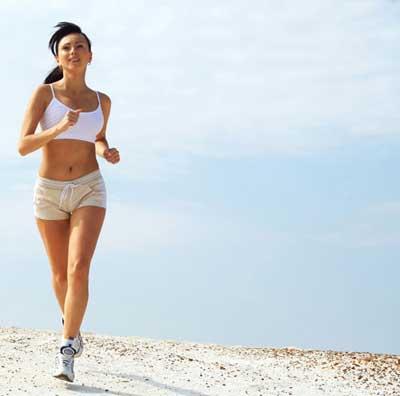 Những điều cần lưu ý khi chạy bộ ở phụ nữ