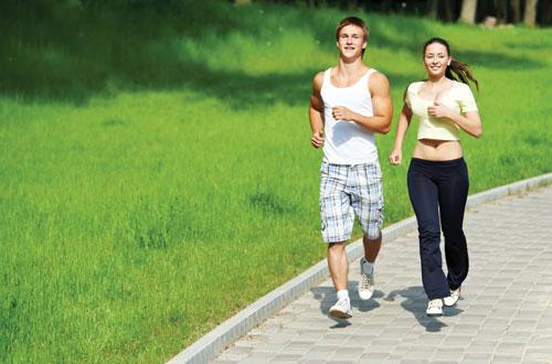 Phòng tránh ung thư với viêc chạy bộ