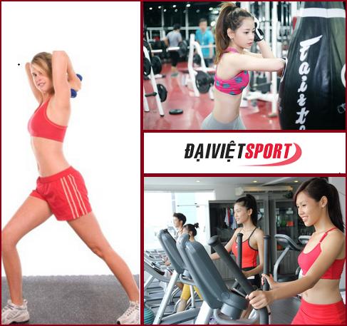 Tập gym nữ có tác dụng gì?